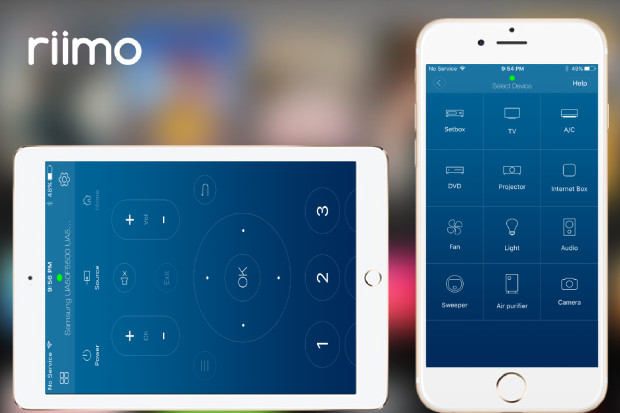riimo : Ultrasmall IR Smart Remote for any devices