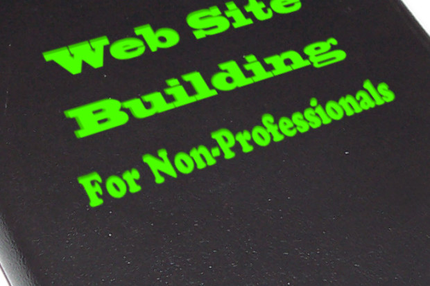 Web Site Building for Non-Professionals