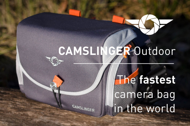 The FASTEST Camera Bag in the World