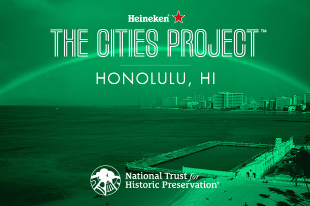 Heineken Cities Project - Honolulu image