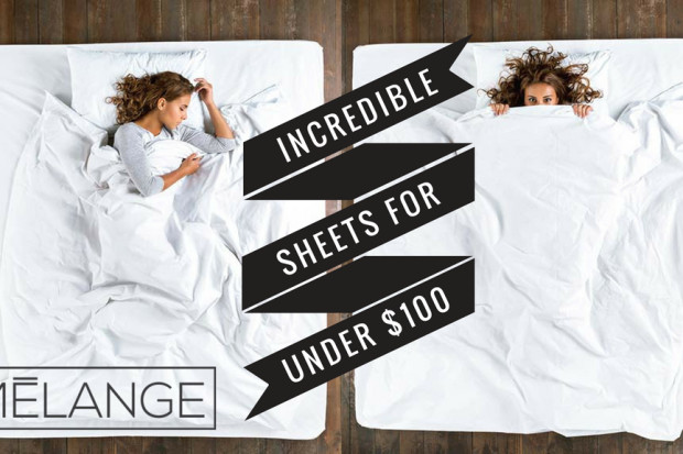 MELANGE - Remarkable Sheets That Are Affordable