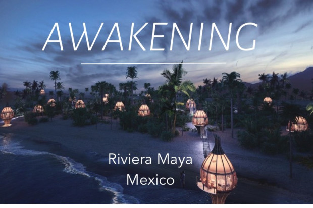 awakening your happiness hotel experience indiegogo