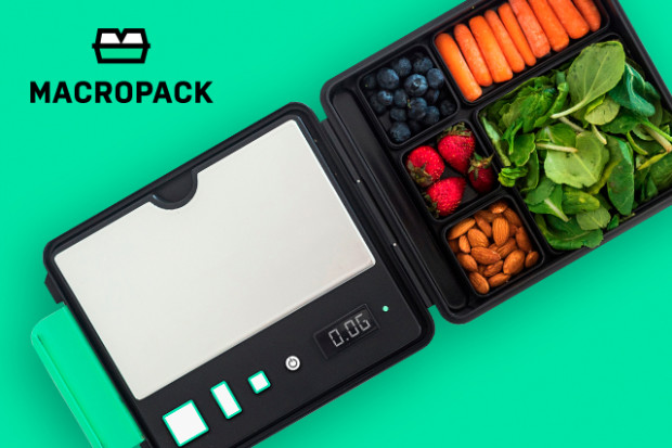 MACROPACK - The Lunchbox Your Body Deserves