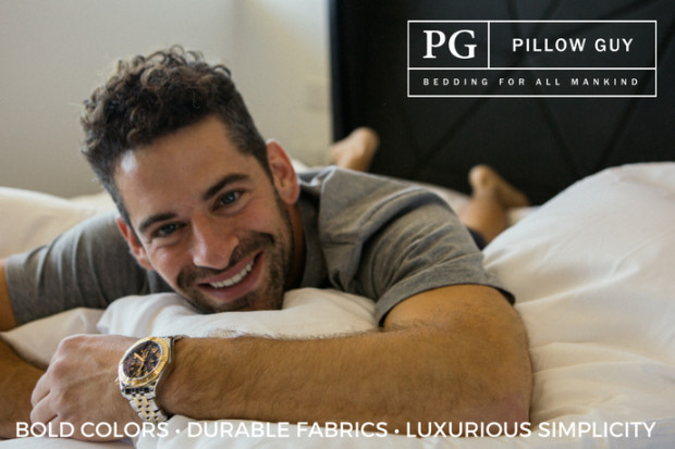 PILLOW GUY - Luxury Bedding Made Easy For Guys