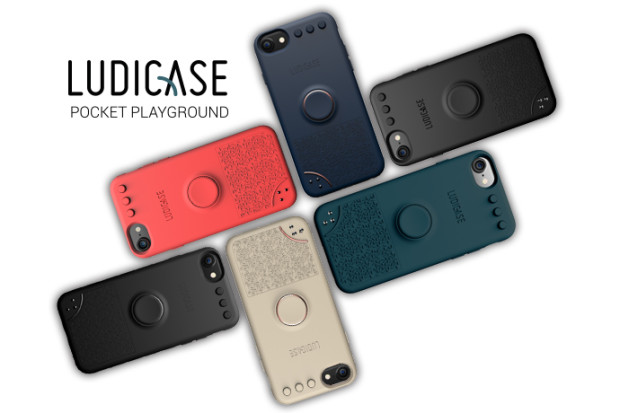 LUDICASE: The Playful and Interactive iPhone case
