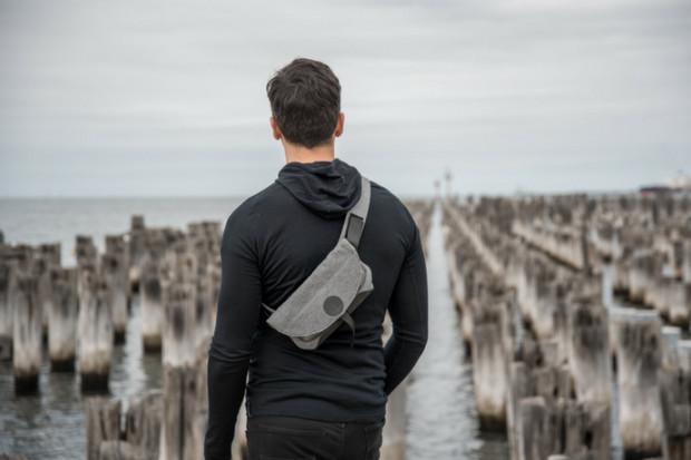 Air Sling: The World's First Cutproof Sling Bag