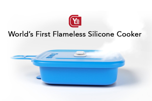 YABUL COOK: World's 1st Silicone Flameless Cooker