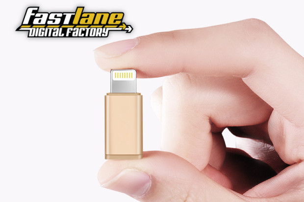 Fastlane PD : Speed Up your iPhone Charging