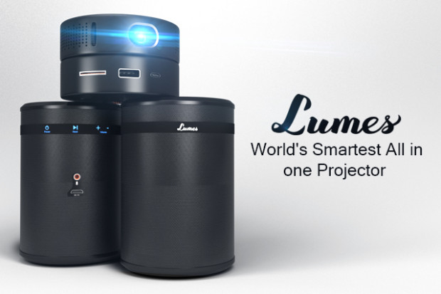 Lumes: World's Smartest All In One Projector