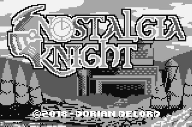 Nostalgia Knight - A game reminiscent of the 90's