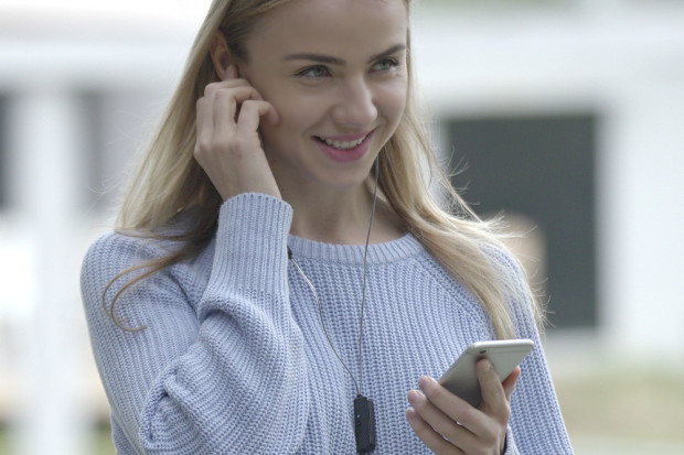 Outfone - Encrypted Earbuds For Your Private Phone