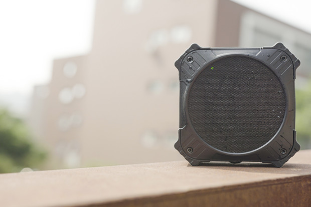 SolarBox Mini:The most rugged mini solar speaker