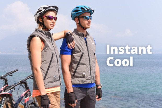 InstantCool: Most Effective Outdoor Cooling Vest