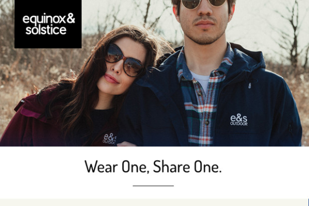 The Northward Jacket - Wear One, Share One