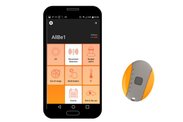 AllBe1 Plus: Advanced All-In-One Security Device
