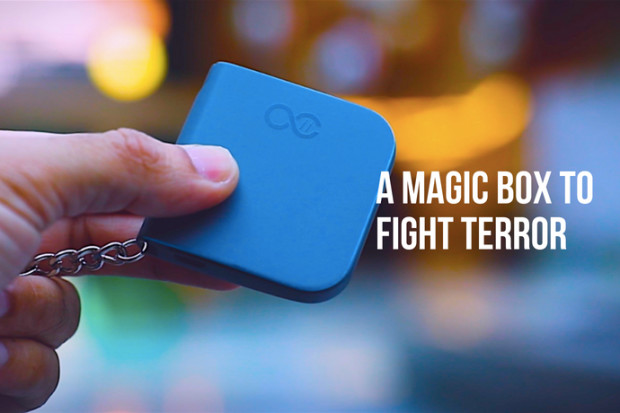 ActiveDuty: A Magic Box to #FightTerror