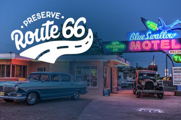 Preserve Route 66