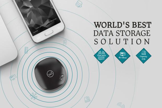 VWS: World's best data storage solution.