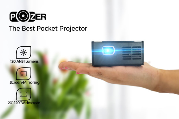 Pozer: The Portable Theatre in your Pocket