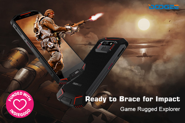DOOGEE S70: World's First Rugged Gaming Smartphone