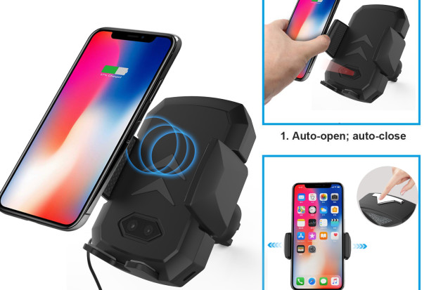 XS Transformer I Fully Ai Qi Wireless Charger
