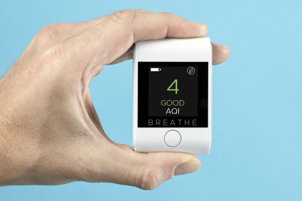 BREATHE Smart - Air quality monitor