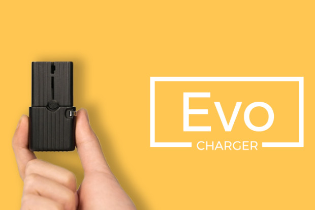 Evo-The Smallest Global Travel Adapter