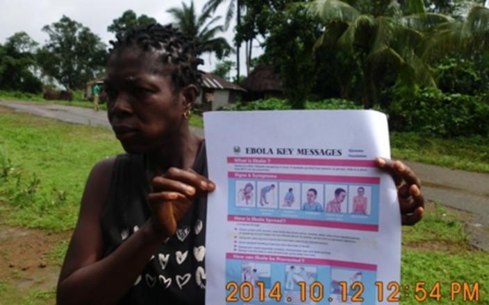 Contain And Prevent Ebola In Bumpe Chiefdom