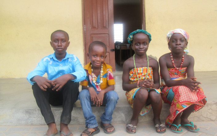 You can help a Ghana NGO give back to US donors