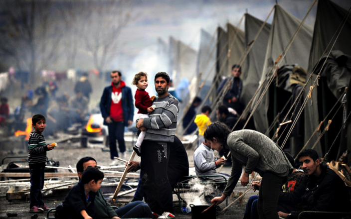 Refugees Aid Barcelona