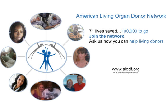 American Living Organ Donor Network