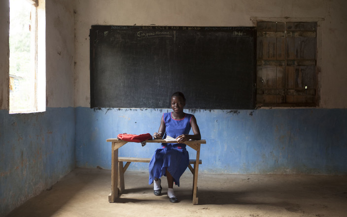 Support Girls' Education in Sierra Leone