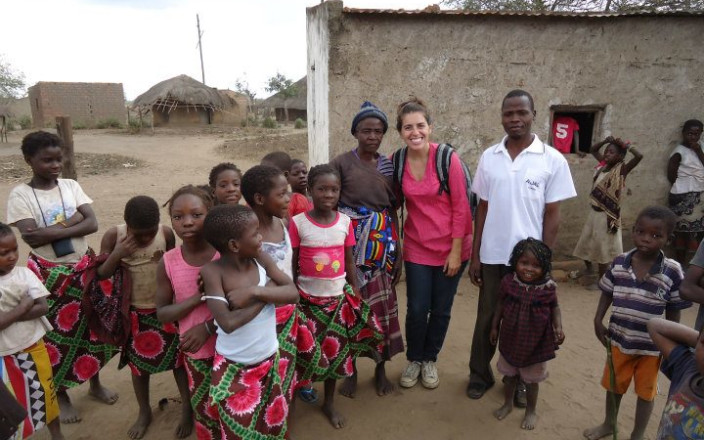 Mozambique, be the change!