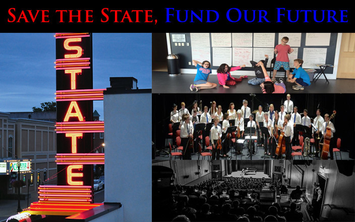 Save the State, Fund our Future
