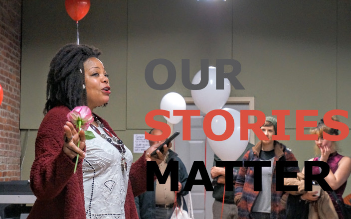 Critical Response for Our Stories Matter PDX