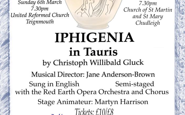 Red Earth Opera - Iphigenia in Devon