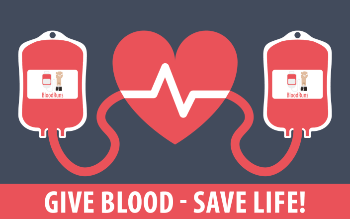 Connecting  Blood Donors to Recipients - BloodRuns
