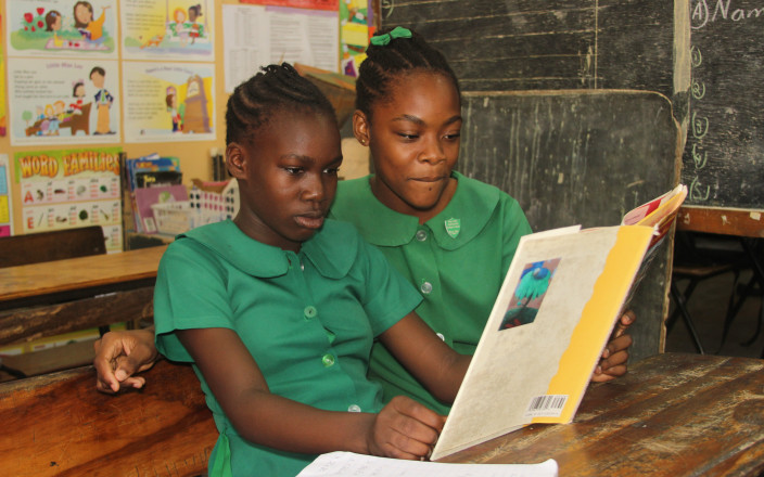 Read Across Jamaica Book Drive 2016