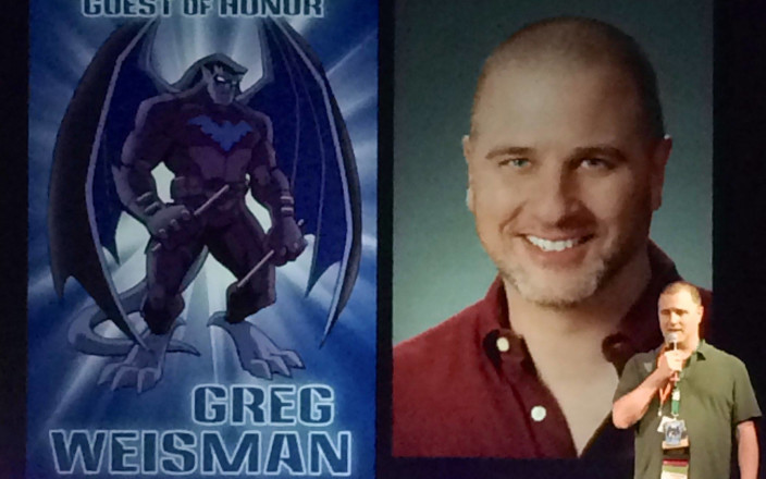 Bring Greg Weisman Back to CONvergence in 2016