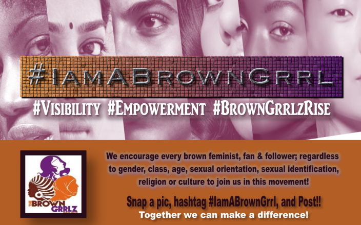 #IamABrownGrrl Funding Campaign