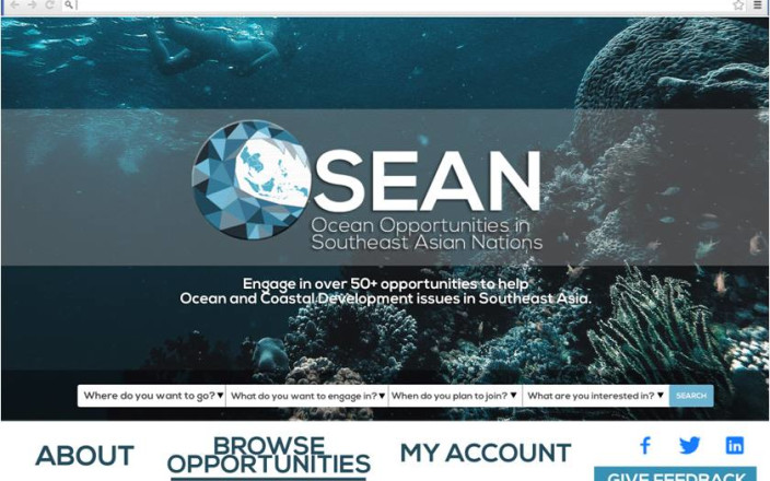 #Saveouroceans: Ocean Opportunities in ASEAN