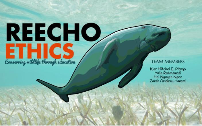 Save marine wildlife through education!