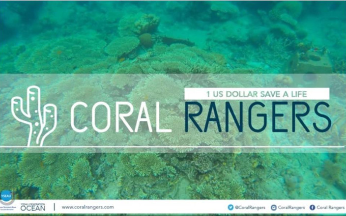 CoralRanger:  One dollar to save a coral's life