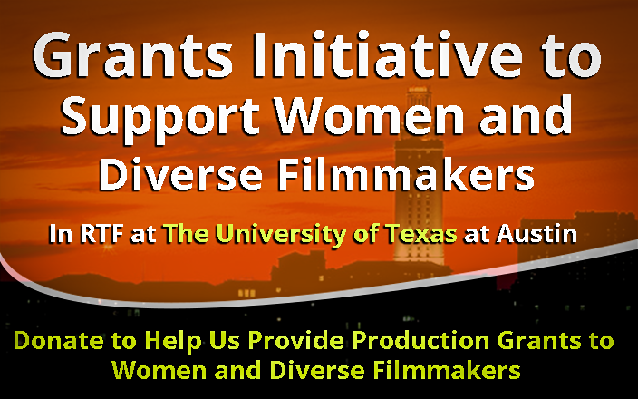 Texas Women and Diverse Filmmakers Production Fund