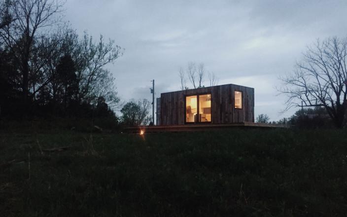 Kamama Prairie Dwelling