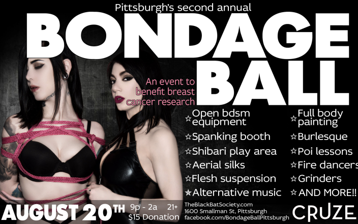 The Bondage Ball 2016