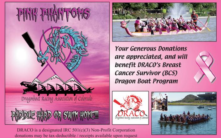 Colorado Breast Cancer Survivor DragonBoat Program