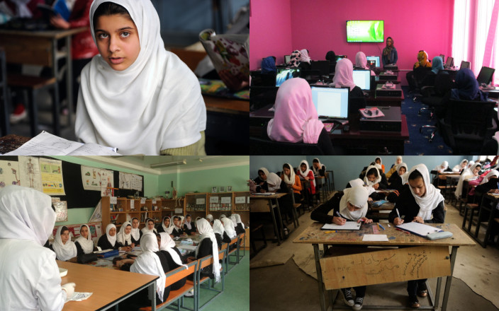 Empower Afghan Girls by Teaching Them to Code