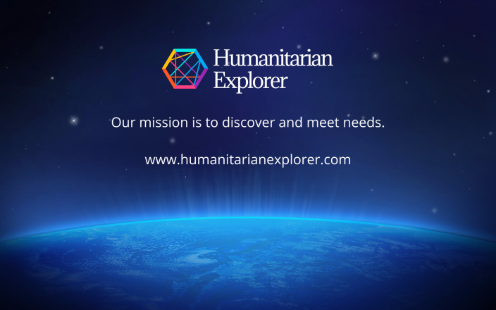 Informing the world about humanitarian needs
