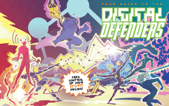 Digital Defenders: Privacy Guide for Kids